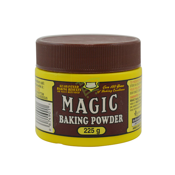Indian grocery online - Magic Baking Powder 225G - Cartly