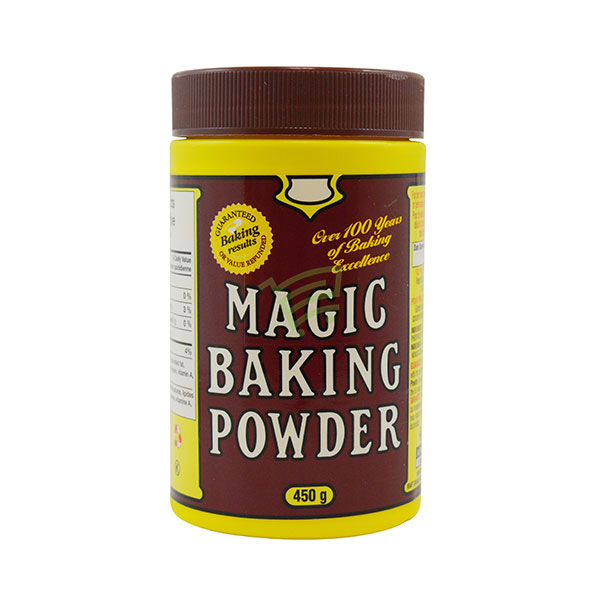 Indian grocery online - Magic Baking Powder 450G - Cartly