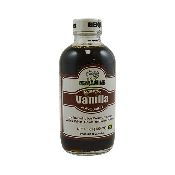 Indian grocery online - Benjamins Food Essense Vanilla 120Ml - Cartly