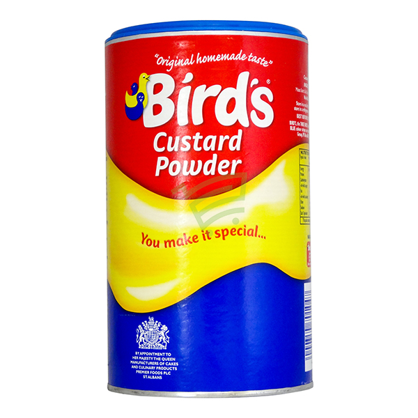 Indian grocery online - Birds Custard Powder 600G - Cartly