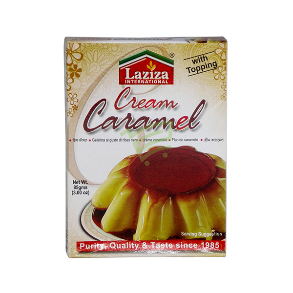 Indian grocery online - Laziza Caramel 85G - Cartly