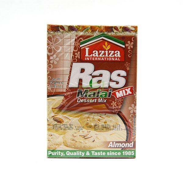 Indian grocery online - Laziza Rasmali Almond 75G - Cartly