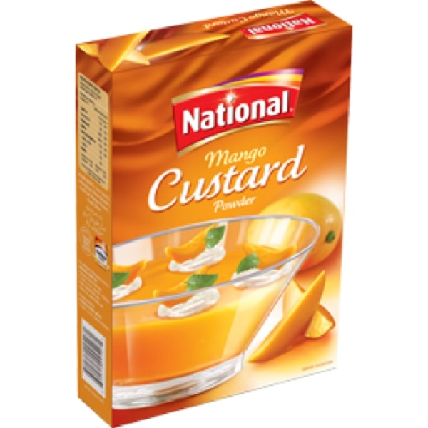 Indian grocery online - National Mango Custard Powder - Cartly
