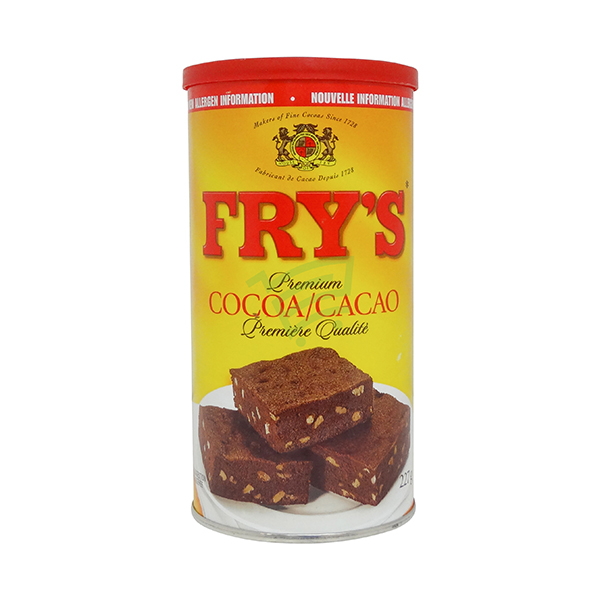 Indian grocery online - Fry's Coco Powder 227G - Cartly