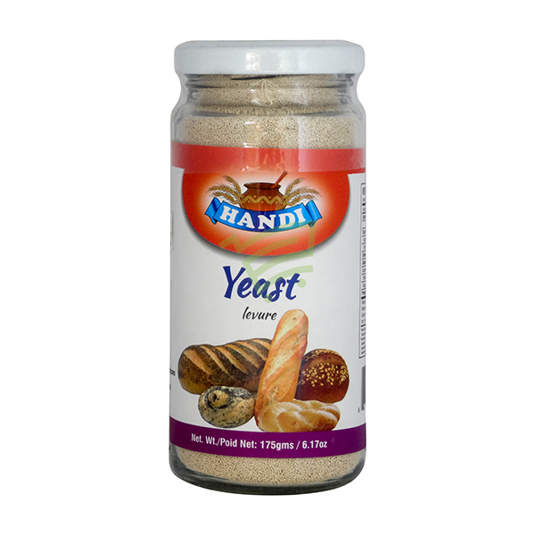 Indian grocery online - Handi Yeast 175G - Cartly