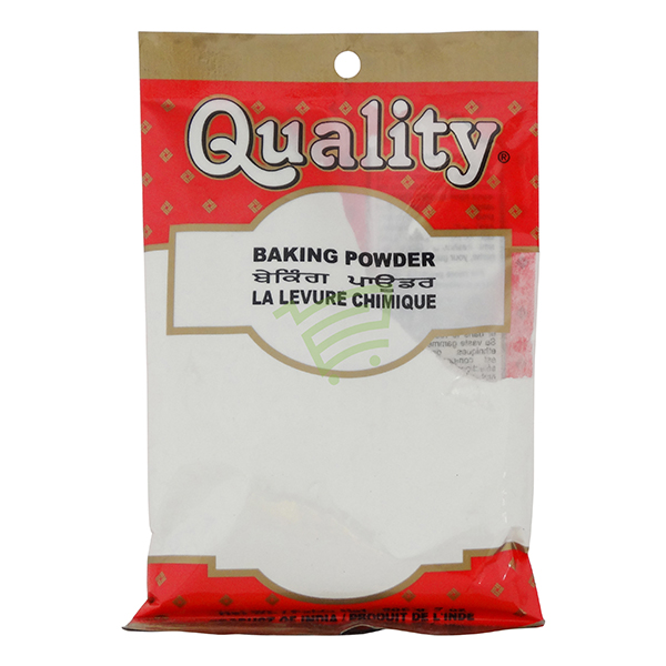 Indian grocery online - Quality Baking Powder 200G - Cartly