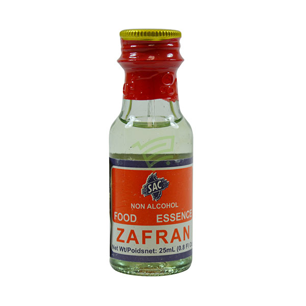 Indian grocery online - SAC Food Essence Zafrani 25Ml - Cartly