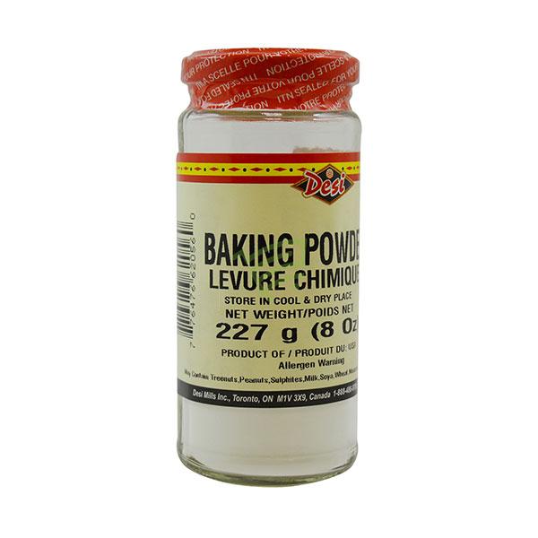 Indian grocery online - Desi Baking Powder 227G - Cartly