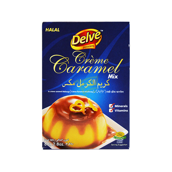 Indian grocery online - Delve Caramel Mix 80G - Cartly