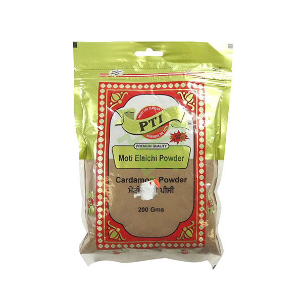 Indian grocery online - PTI Moti Elachi Powder 200G - Cartly