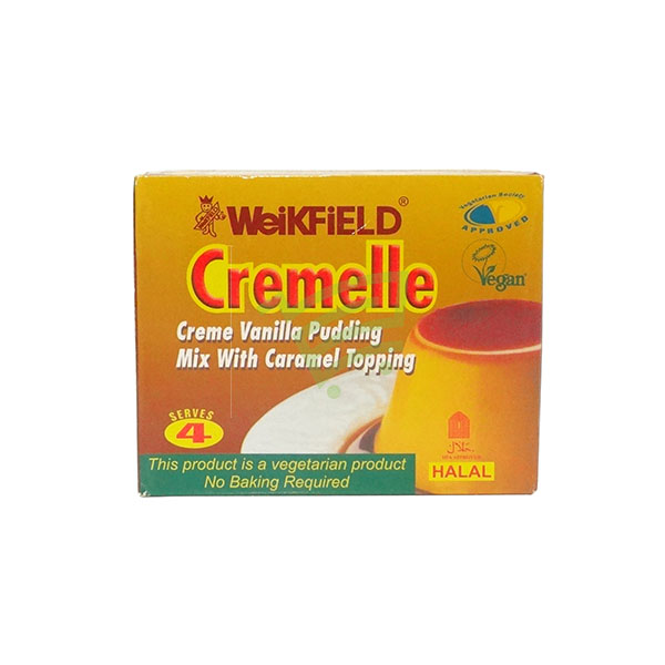 Indian grocery online - Weikfield Cremelle Pudding - Cartly