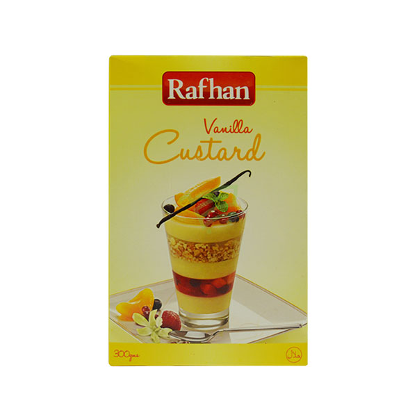 Indian grocery online - Rafhan Custard Powder Vanila 300G - Cartly