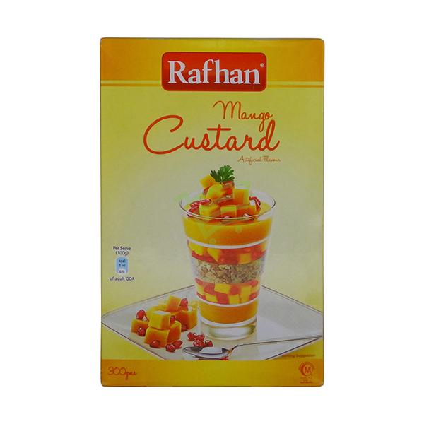 Indian grocery online - Rafhan Mango Custard Powder 300G - Cartly