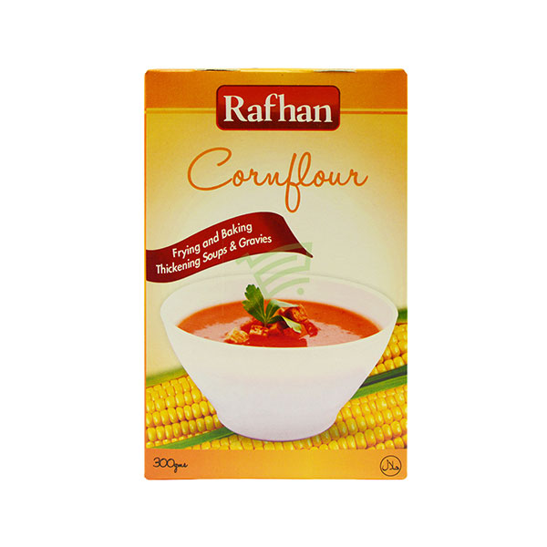Indian grocery online - Rafhan Cornflour 300G - Cartly