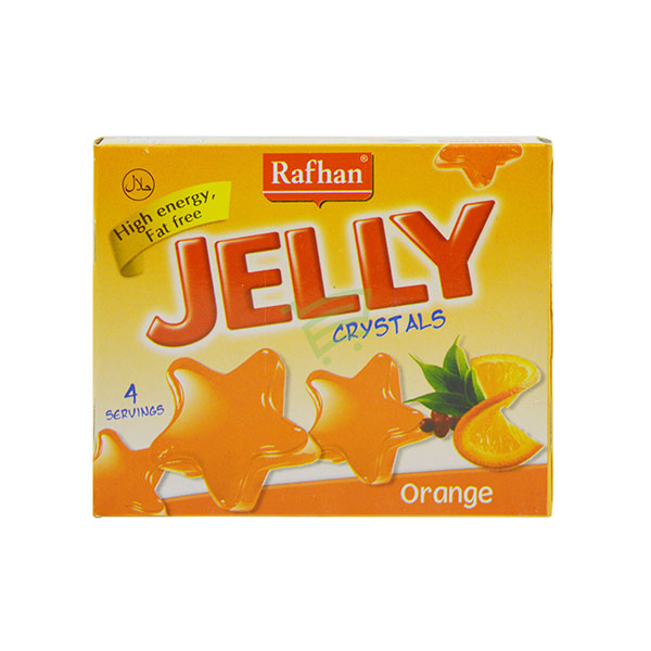 Indian grocery online - Rafhan Jelly Orange  - Cartly