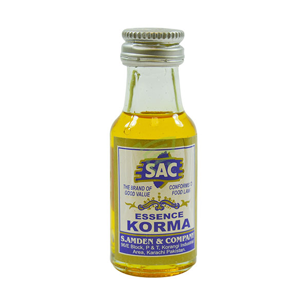 Indian grocery online - SAC Food Essence Koorma 25Ml - Cartly