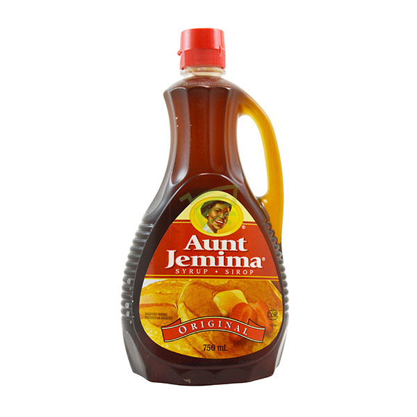 Indian grocery online - Aunt Jemima Syrup 750Ml - Cartly