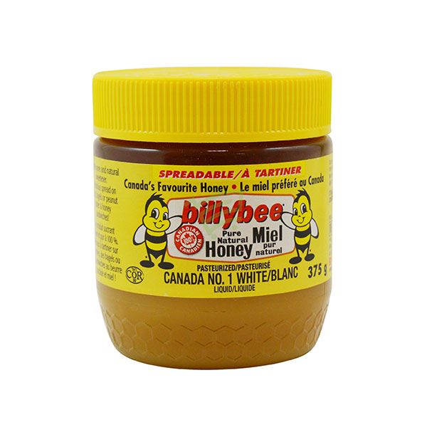 Indian grocery online - Billybee Honey Spread 375G - Cartly