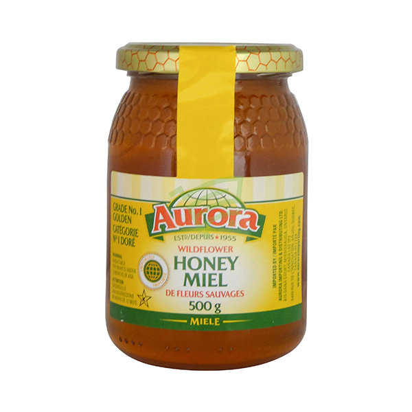 Indian grocery online - Aurora Honey 500G - Cartly