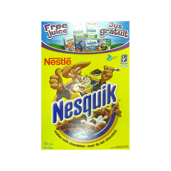 Indian grocery online - Nestle Nesquik 340Ml - Cartly