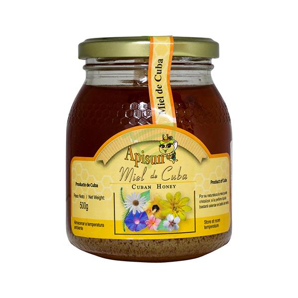 Indian grocery online - Apisun Cuban Honey 500G - Cartly