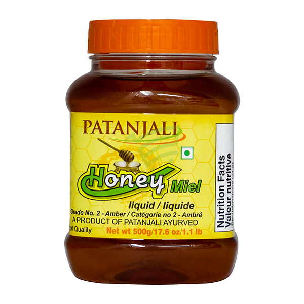 Indian grocery online - Patanjali Honey 500G - Cartly