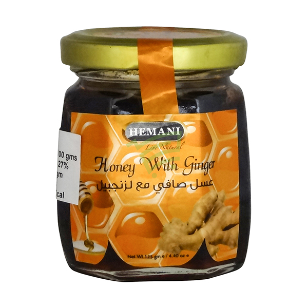 Indian grocery online - Hemani Honey 125G - Cartly