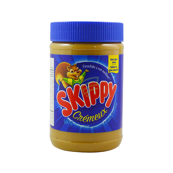Indian grocery online - Skippy Peanut Butter 500G - Cartly
