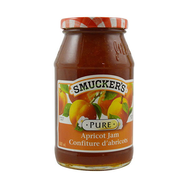 Indian grocery online - Smuckers Jam Apricot 500Ml - Cartly