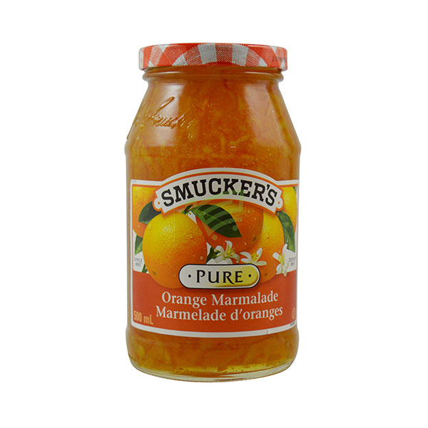 Indian grocery online - Smuckers Jam Orange Marmalad 500Ml - Cartly