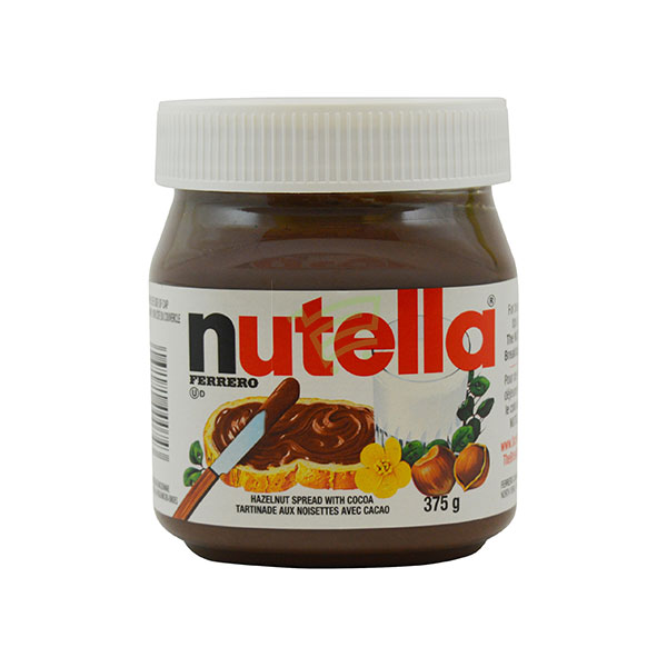 Indian grocery online - Nutella Hazelnut Spread 375G - Cartly