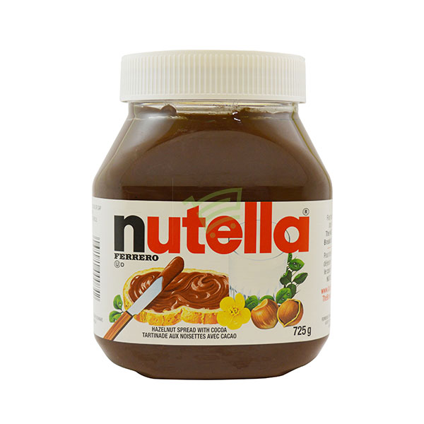 Indian grocery online - Nutella Hazelnut Spread 725G - Cartly