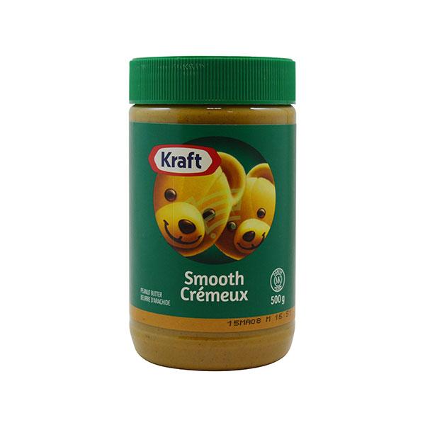 Indian grocery online - Kraft Peanut Butter 500G - Cartly