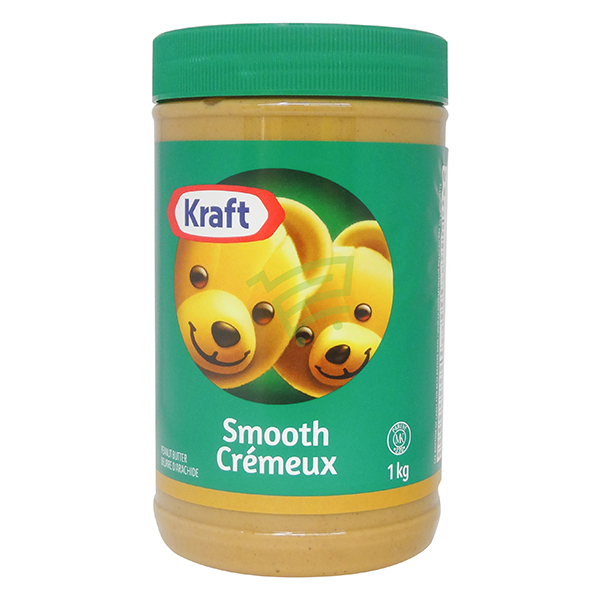 Indian grocery online - Kraft Smooth Peanut Butter1k - Cartly