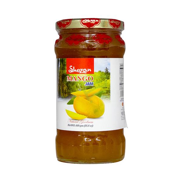 Indian grocery online - Shezan Jam Mango 440G - Cartly