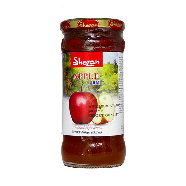Indian grocery online - Shezan Jam Apple 440G - Cartly