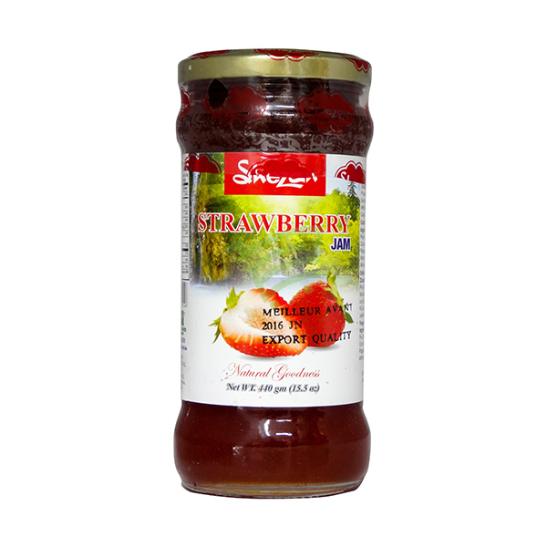 Indian grocery online - Shezan Jam Strawberry  440G - Cartly
