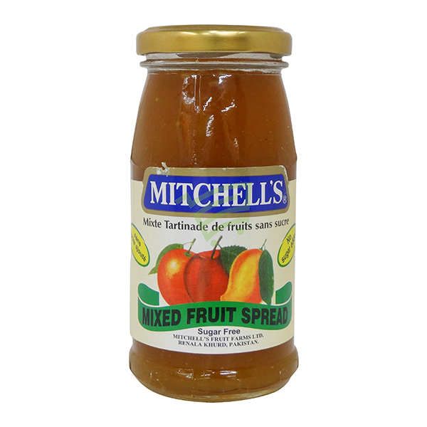 Indian grocery online - Mitchells Mixed Fruit Spread 325G - Cartly