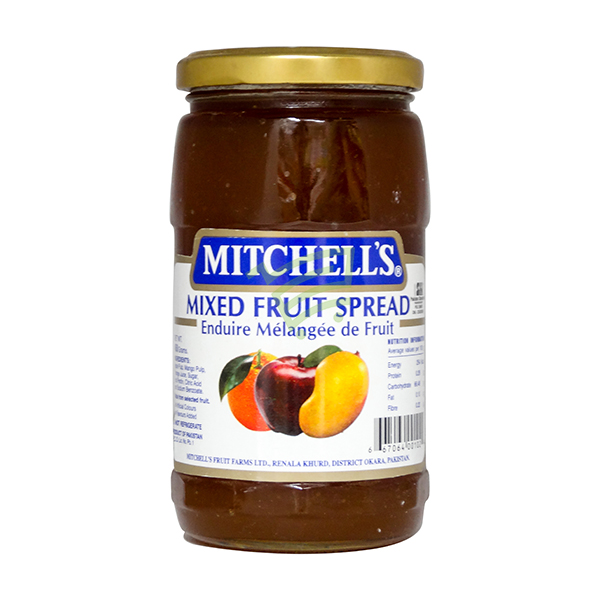 Indian grocery online - Mitchell's Mixed Fruit Spread - Cartly