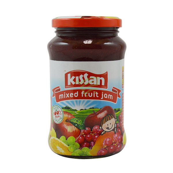 Indian grocery online - Kissan Jam Mixed Fruit 500G - Cartly