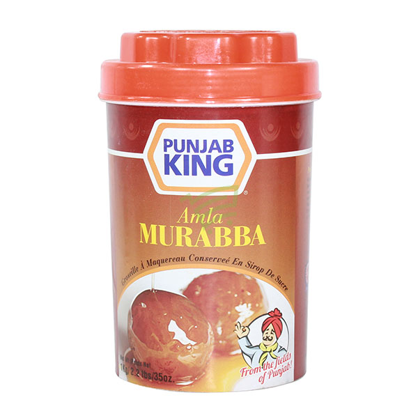 Indian grocery online - Punjab King Amla Murabba 1Kg - Cartly