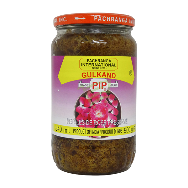 Indian grocery online - PIP Gulkand 900G - Cartly