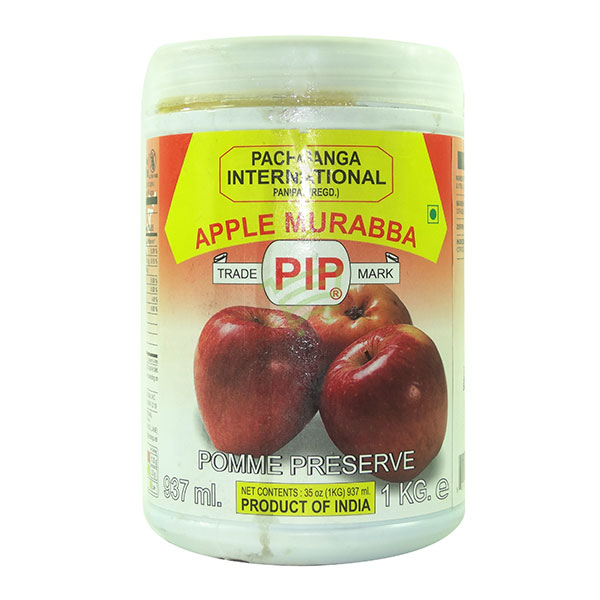 Indian grocery online - Pachranga Apple Murabba 1Kg - Cartly