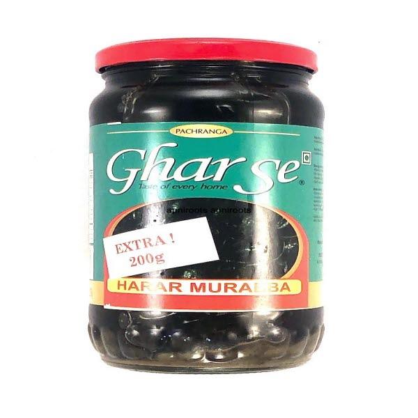Indian grocery online - Ghar Se Harar Murabba 200G - Cartly