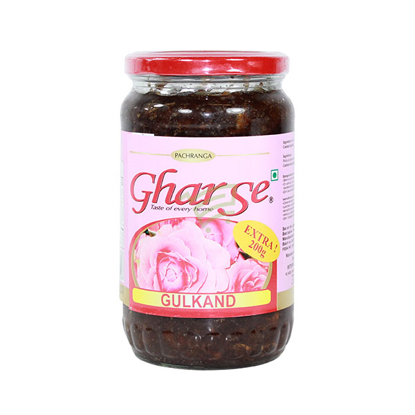 Indian grocery online - Ghar Se Gulkand 800G - Cartly