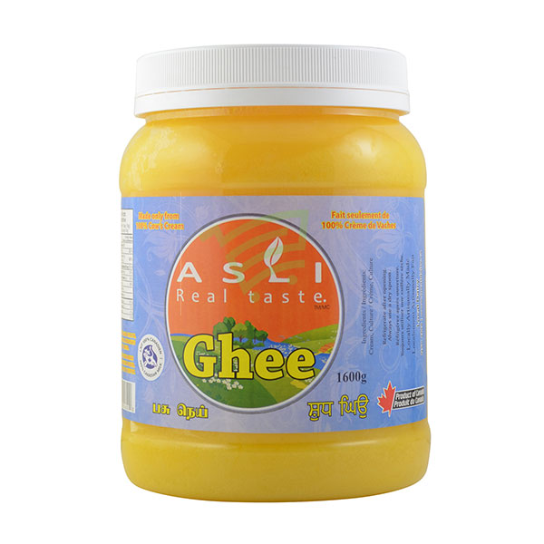 Indian grocery online - Asli Ghee 1600G - Cartly