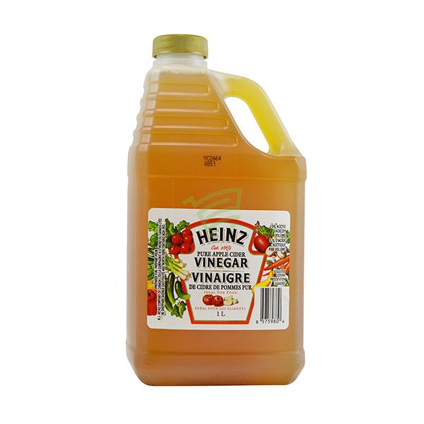 Indian grocery online - Heinz Apple Cider Vinegar 1L - Cartly