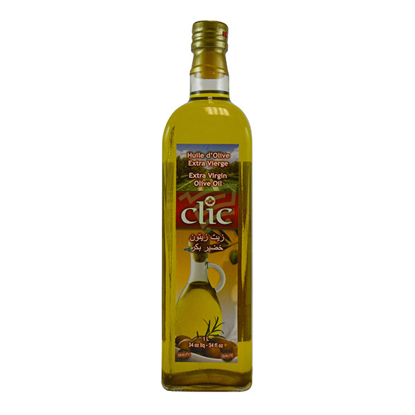 Indian grocery online - Clic Extra Virgin Olive Oil 1L - Cartly
