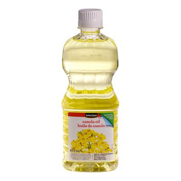 Indian grocery online - Selection Canola oil 473ml - Cartly