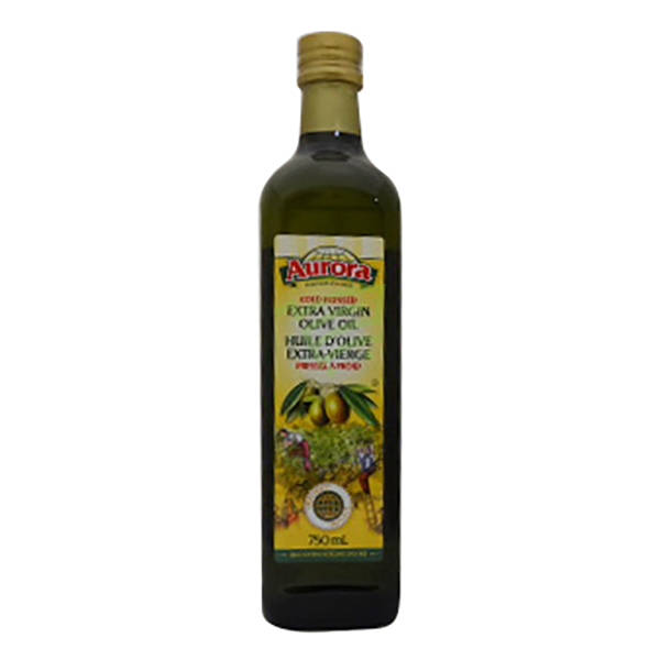 Indian grocery online - Aurora Extra Vergin Olive Oil 750 ml - Cartly
